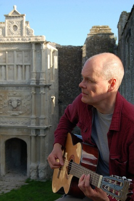 Cameron Pyke, Small Symphonies. Photo shoot at Beaupre Castle, Dom Stocquelor, Welsh Icons